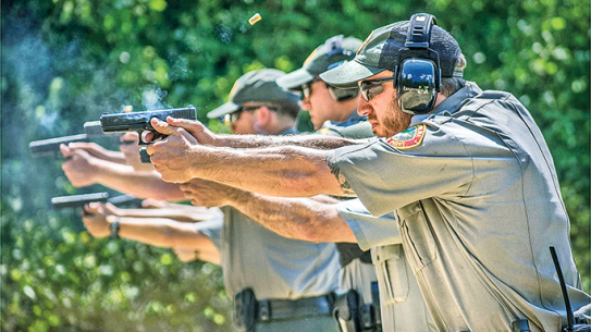 North Carolina's State Park Rangers Glock