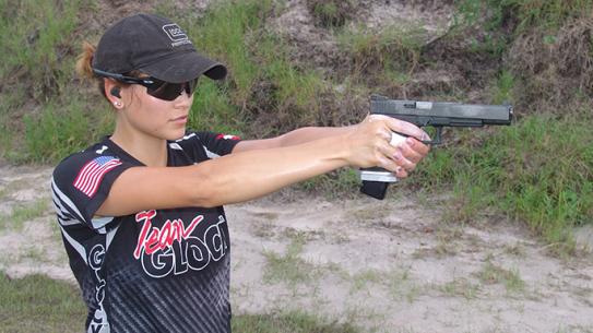Glock 2016 Tori Nonaka