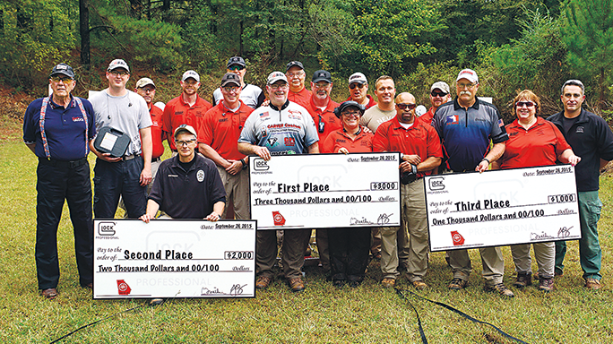 Glock Annual Shoot 2015 GSSF top competitors