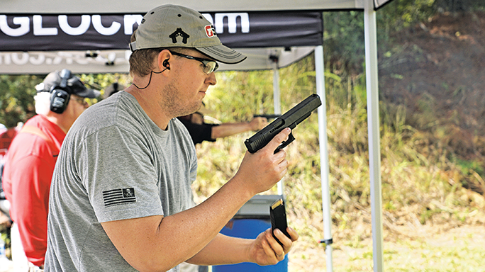 Glock Annual Shoot 2015 GSSF Justin Shurley