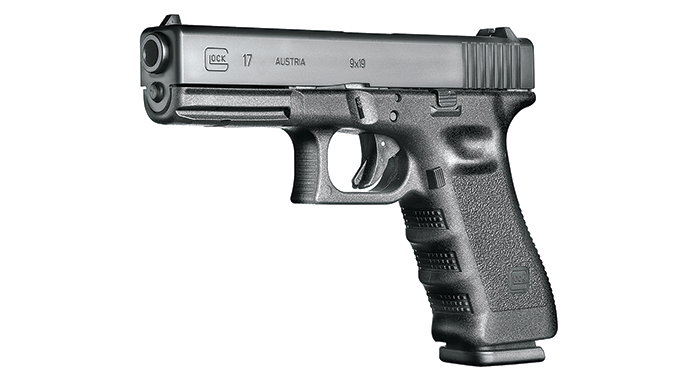 Phoenix Police Department Glock 17