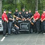 Talladega Police Department Glock lead