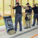 Talladega Police Department Glock range