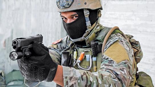 Glock Tunisia Terrorism