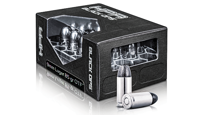 New Pistol Rounds 2016 HPR Black Ops OTF