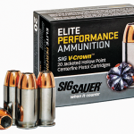 New Pistol Rounds 2016 Sig Sauer Elite Performance