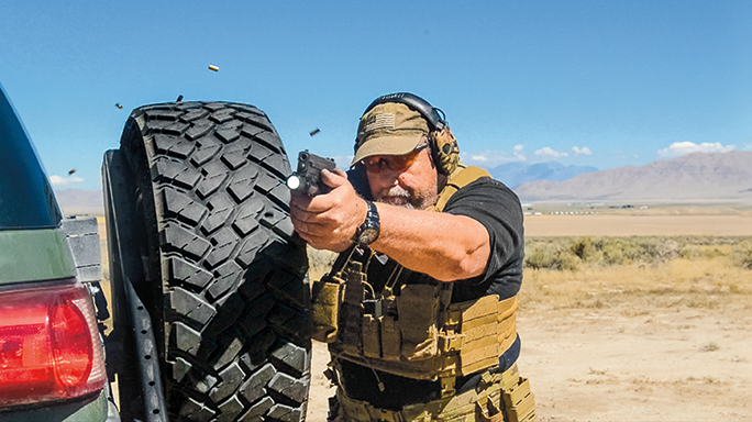 Sig Sauer Legion Series Pistol test author