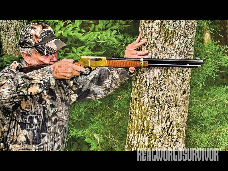 Henry 30 30 lever action rifle review, hunting