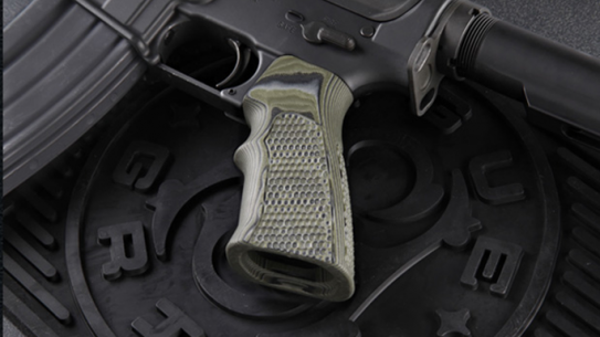 Hogue G10 15 Degree Vertical Grip AR-15 M16