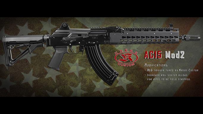 Krebs AC-15 Mod2 Rifle