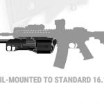 Crye Pecision SIX12 shotgun 16-inch AR