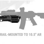 Crye Pecision SIX12 shotgun 10-inch AR