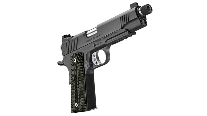 SHOT Show 2016 1911 Kimber Custom TLE/RL II (TFS)