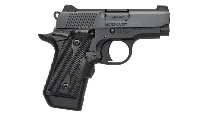 SHOT Show 2016 1911 Kimber Micro DC