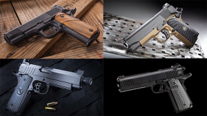 23 New 1911 Pistols For Duty, Self-Defense
