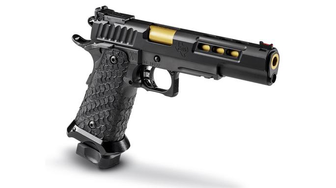 SHOT Show 2016 1911 STI DVC 3-Gun