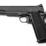 SHOT Show 2016 1911 Wilson/Bravo BCMGUNFIGHTER 1911