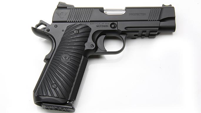 SHOT Show 2016 1911 Wilson Combat Protector Compact