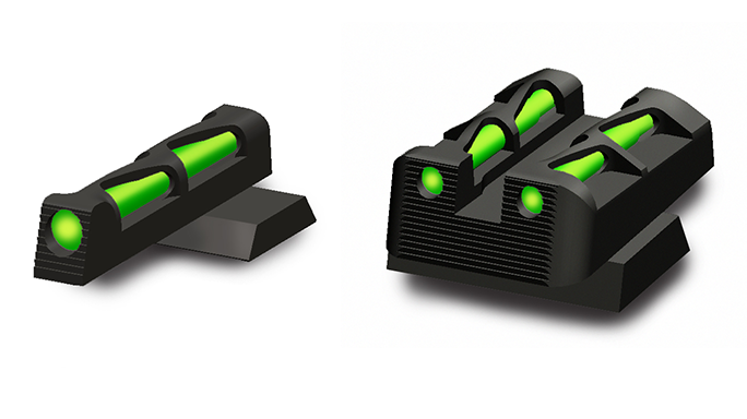 SHOT Show 2016 HiViz LiteWave Sights