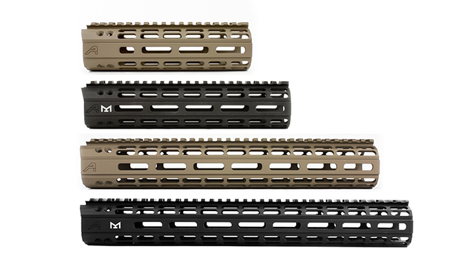 2016 AR Accessories Aero Precision Enhanced M-LOK Handguards