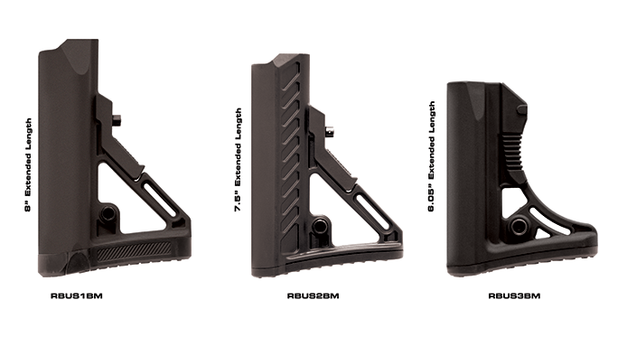 2016 AR Accessories Leapers UTG S-Series AR Stocks