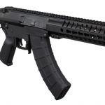 AR Rifles Pistols 2016 CMMG Mk47 AKS8 SBR & Pistol
