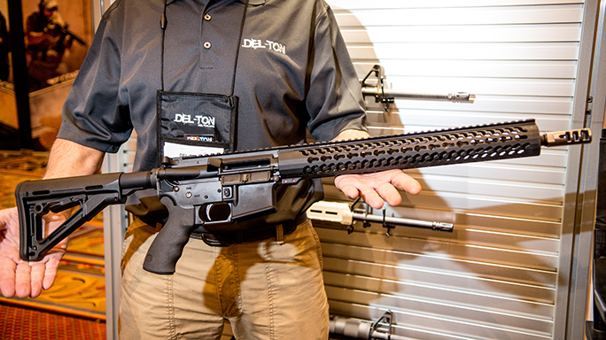 AR Rifles Pistols 2016 Del-Ton Sierra 3G