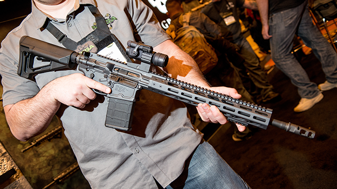 AR Rifles Pistols 2016 Mega Arms SF-MATEN