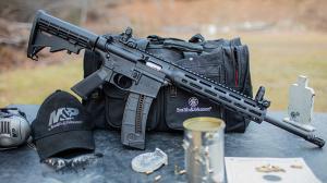 AR Rifles Pistols 2016 Smith & Wesson M&P15-22 Sport