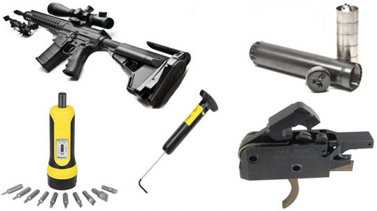 Cutting-Edge Firearm Accessories SHOT Show 2016