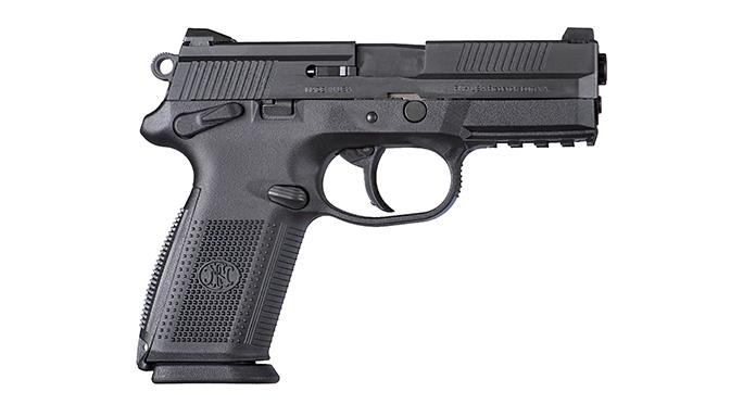 Mid- Full-Sized Handguns 2016 FN America FNX Series