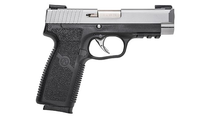 Mid- Full-Sized Handguns 2016 Kahr TP9 Gen2