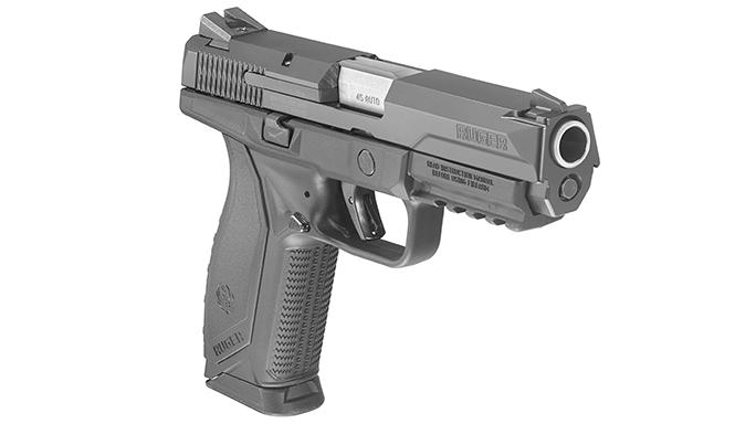 Mid- Full-Sized Handguns 2016 Ruger American Pistol