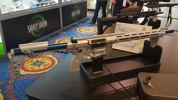 SHOT Show 2016 Cobalt Kinetics Evolve