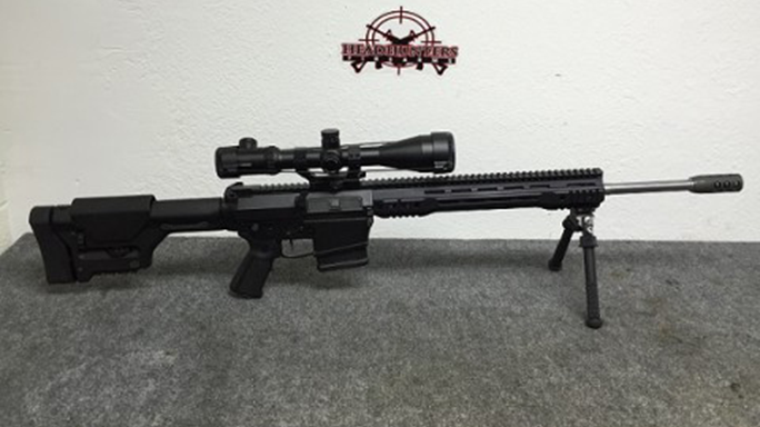 SHOT Show 2016 Headhunters Long Range Tactical