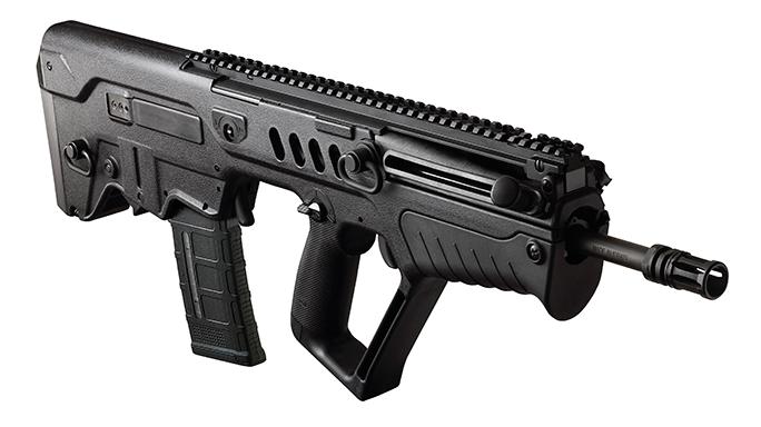 SHOT Show 2016 rifles IWI Tavor SAR 300 BLK