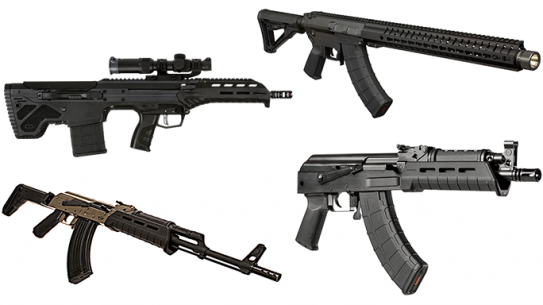 2016 Firepower: 19 New Cutting-Edge Rifles
