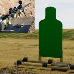 SHOT Show 2016 Tactical Training Gear Oakwood Controls H-Bar Target System