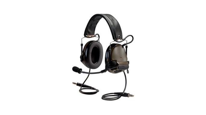 SHOT Show 2016 Tactical Training Gear Peltor ComTac Headsets