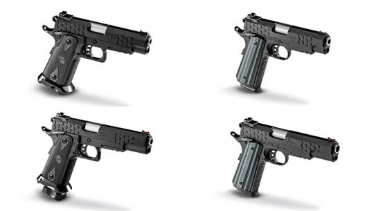 STI HEX Tactical Pistol line 2016