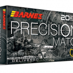 Barnes Precision Match 2016