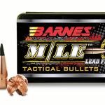 Barnes TAC-TX Ammo 2016