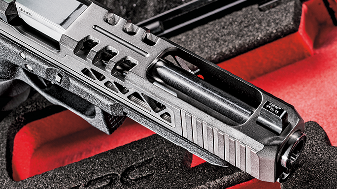 GlockStore G34 GSPC Signature Series Pistol slide