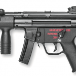 HK MP5K Special Weapons 2016