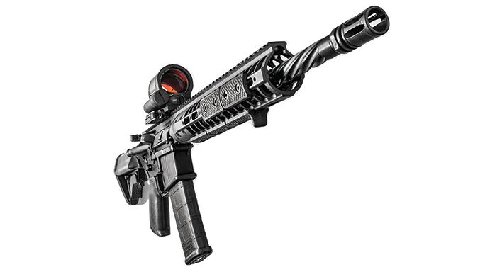 SW 2016 Gun Test LWRCI IC-DI lead