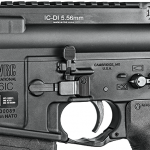 SW 2016 Gun Test LWRCI IC-DI lower