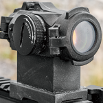 SW 2016 Gun Test LWRCI IC-DI sight