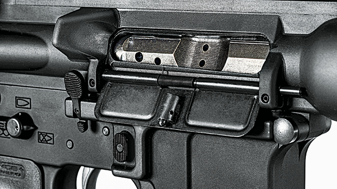 SW 2016 Gun Test LWRCI IC-DI upper