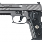 Special Weapons 2016 Sig Sauer Legion Series left