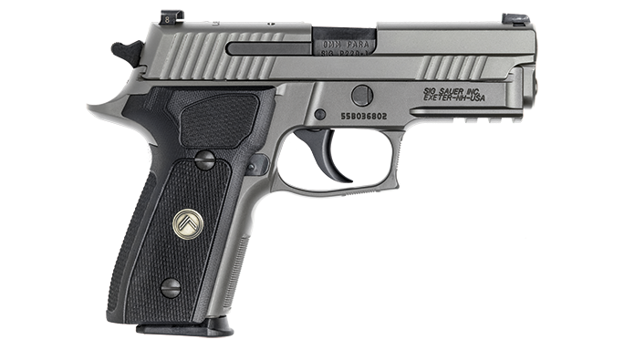 Special Weapons 2016 Sig Sauer Legion Series right